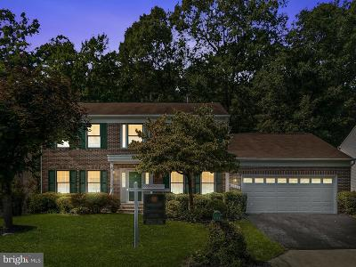 Gaithersburg Single Family Home For Sale: 7512 Boxberry Terrace