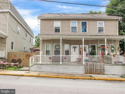 Newville Single Family Home For Sale: 9 N Corporation Street