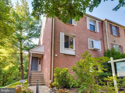 Columbia Townhouse For Sale: 9857 Softwater Way
