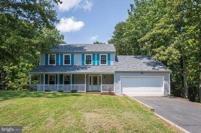 Stafford VA Single Family Home For Sale: $334,900