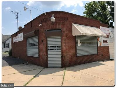 Vineland Commercial For Sale: 301 W Almond Street