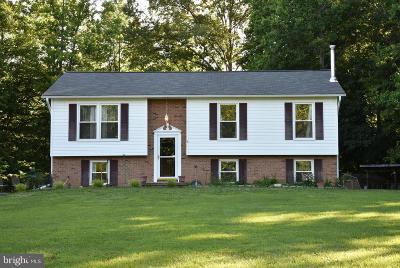 Mechanicsville Single Family Home For Sale: 26381 Tin Top School Road
