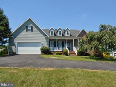 Hedgesville Single Family Home For Sale: 130 Major King Circle