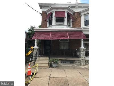 Single Family Home For Sale: 9 S 51st Street