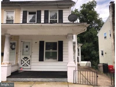 Mohnton Single Family Home For Sale: 60 W Wyomissing Avenue