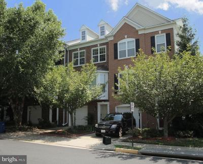 Lorton Townhouse For Sale: 8896 Pinion Place