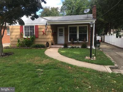 Vineland Single Family Home For Sale: 1120 New Pear Street