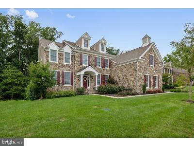 Newtown Square Single Family Home For Sale: 3803 Woodland Drive