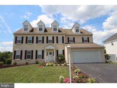 Gilbertsville PA Single Family Home For Sale: $429,900