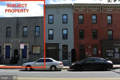 Baltimore City Townhouse For Sale: 2007 Eastern Avenue