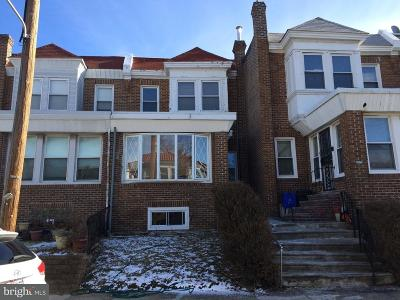 Mt Airy (East) Townhouse For Sale: 6527 N Beechwood Street