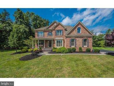 Bucks County Single Family Home For Sale: 5262 High Court