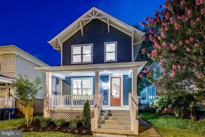 Brookland Single Family Home For Sale: 1347 Franklin Street NE
