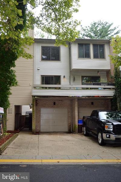 Gaithersburg Townhouse For Sale: 18618 Pier Point Place