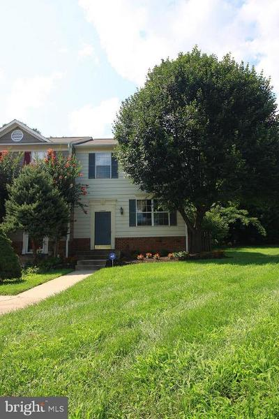 Woodbridge Townhouse For Sale: 15046 Ardmore Loop