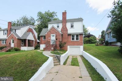 Hamden, Hamilton, Hamilton Area, Hamilton-Lauraville, Hamilton/Parkville, Hamilton/Rosemont East, Hamiltowne Single Family Home For Sale: 5506 Carter Avenue