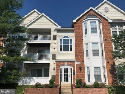Howard County Condo For Sale: 5930 Millrace Court #F302