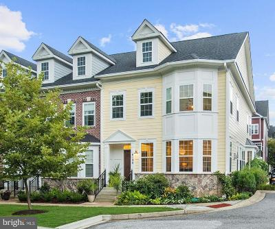 Ellicott City Townhouse For Sale: 6134 Edward Hill Road