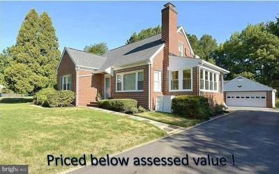Edgewater MD Single Family Home For Sale: $489,000