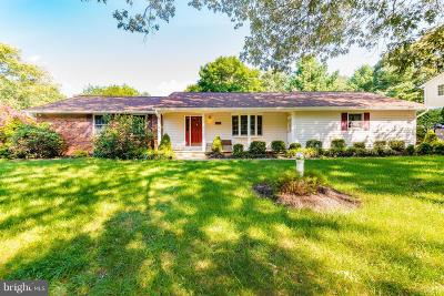 Arnold Single Family Home For Sale: 1021 Ulmstead Circle