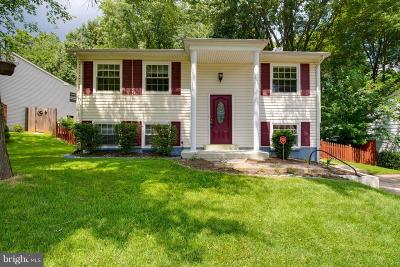Dale City Single Family Home For Sale: 5010 Linfield Drive