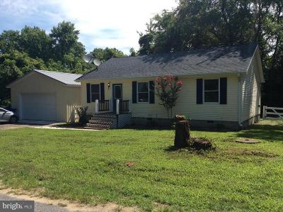 Worton Single Family Home For Sale: 11285 Wallace Woods Road