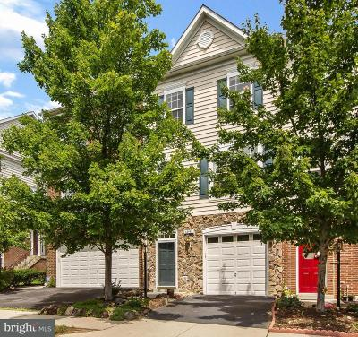 Ashburn Townhouse For Sale: 42492 Coronado Terrace