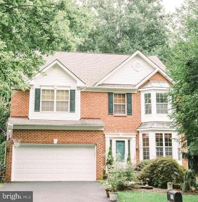 Manassas Park Single Family Home For Sale: 9202 Zachary Court