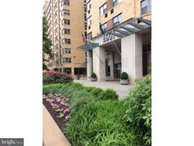 Art Museum Area Condo For Sale: 2601 Pennsylvania Avenue #115