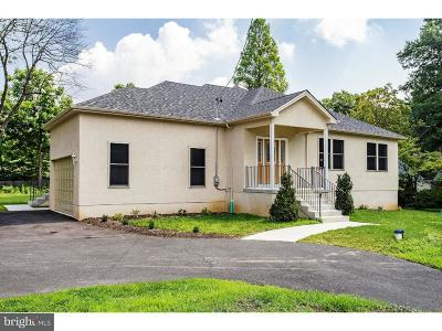Horsham Single Family Home For Sale: 804 Welsh Road