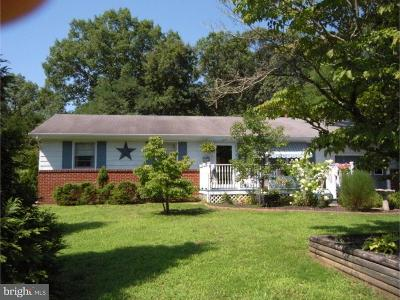 Millville Single Family Home For Sale: 2425 Linden Court