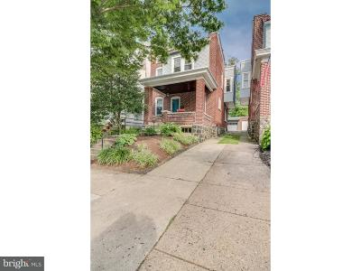 Wilmington Townhouse For Sale: 1314 N Clayton Street