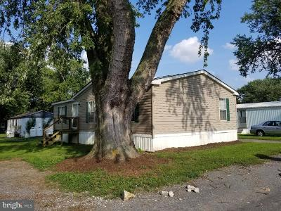 Dover Single Family Home For Sale: 1679 S State Street #A-47