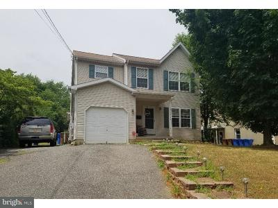 Swedesboro Single Family Home For Sale: 1709 Kings Highway