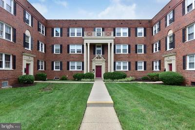 Washington Condo For Sale: 2109 Fort Davis Street SE #B