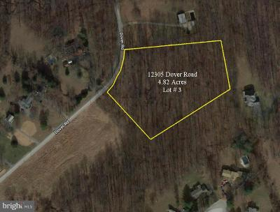 Baltimore County Residential Lots & Land Under Contract: 12305 Dover