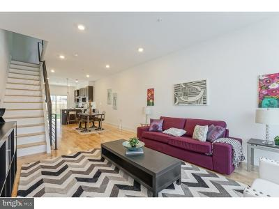 Brewerytown Townhouse For Sale: 2728 W Master Street