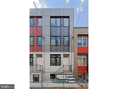 Point Breeze Townhouse For Sale: 1530 S Bouvier Street