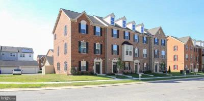 Charles County, Calvert County, Saint Marys County Townhouse For Sale: 5816 River Shark Way