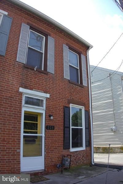 Wrightsville Single Family Home For Sale: 318 S Front Street