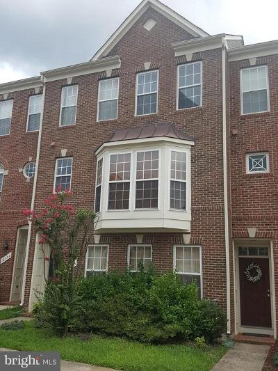 Woodbridge Townhouse For Sale: 16353 Gangplank Lane