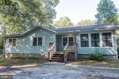Caroline County Single Family Home For Sale: 11476 Brown Lane