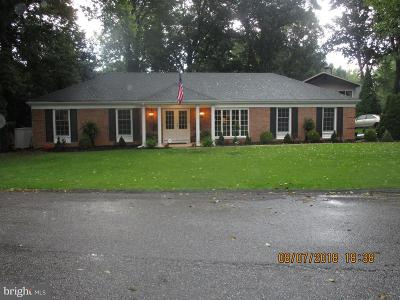 Hagerstown Single Family Home For Sale: 13004 Blue Ridge Road