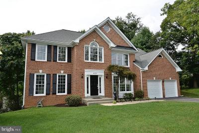 Fairfax County Single Family Home For Sale: 4308 Oak Hill Drive
