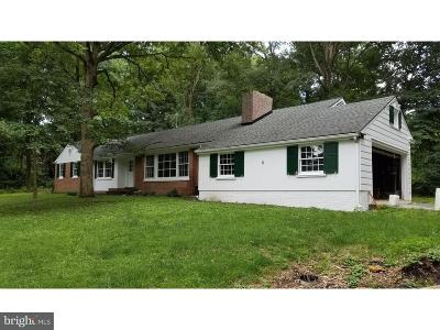 Parkesburg Single Family Home For Sale: 8 Woods Lane