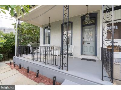 Manayunk Single Family Home For Sale: 260 Hermitage Street