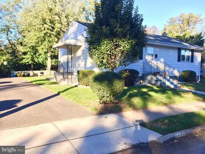 Ewing Single Family Home For Sale: 1072 Terrace Boulevard