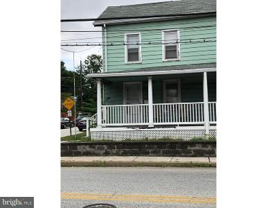 Single Family Home For Sale: 334 Fairview Road