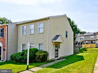Temple Hills Townhouse For Sale: 2135 N Anvil Lane
