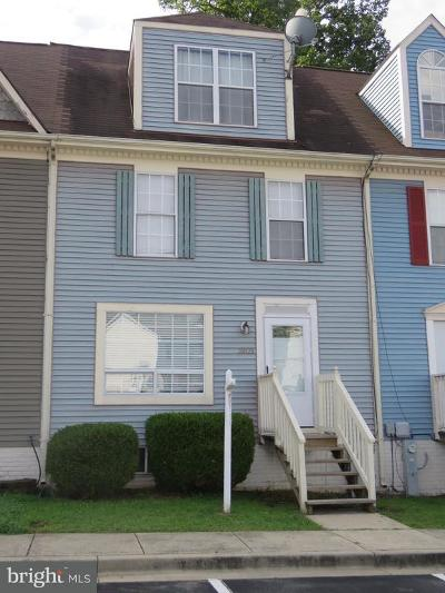 Calvert County Townhouse For Sale: 3905 Sea Bass Court